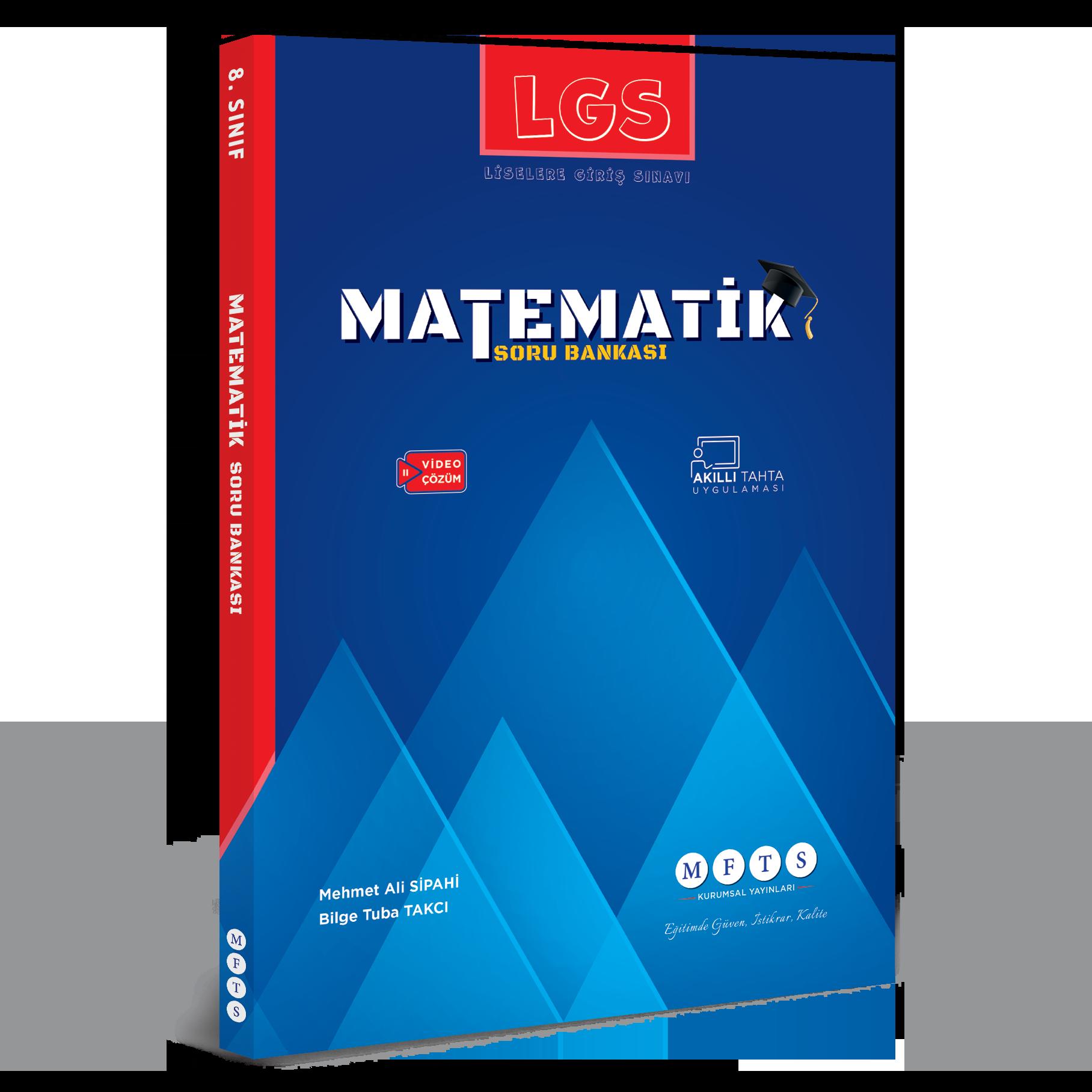 fenbilimlerimerkezi.net yayinlar: LGS Matematik Soru Bankası