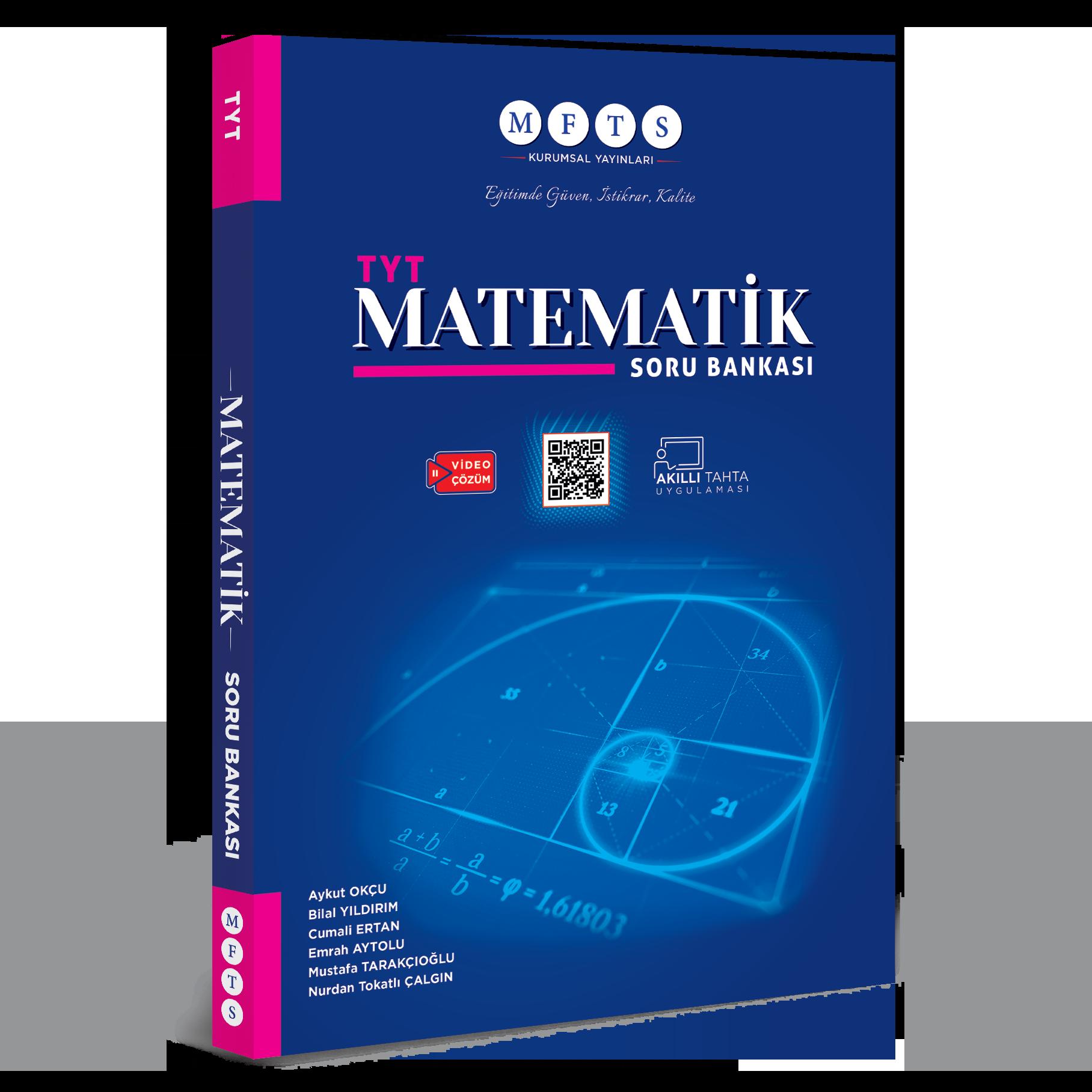 fenbilimlerimerkezi.net yayinlar: TYT Matematik Soru Bankası