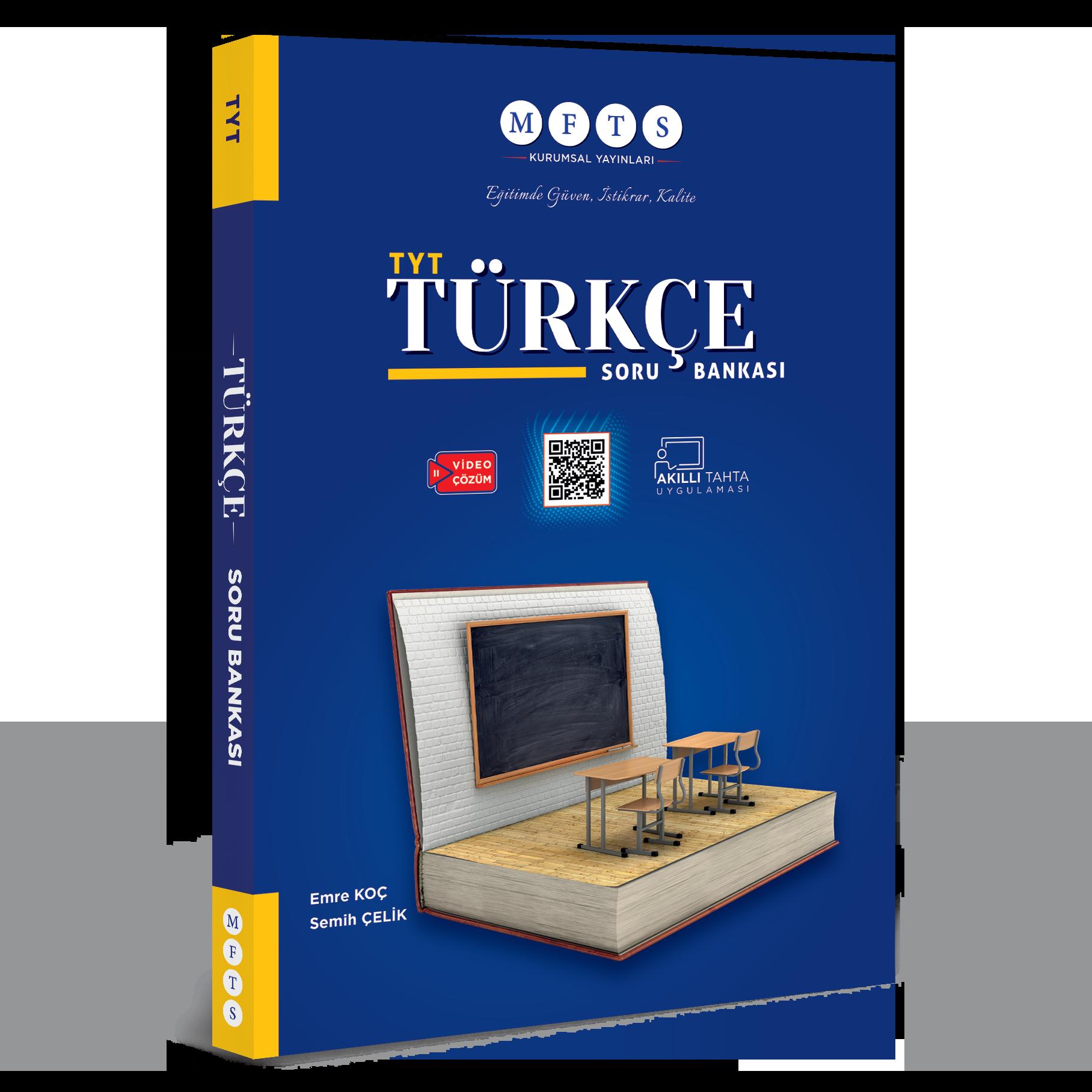 fenbilimlerimerkezi.net yayinlar: TYT Türkçe Soru Bankası