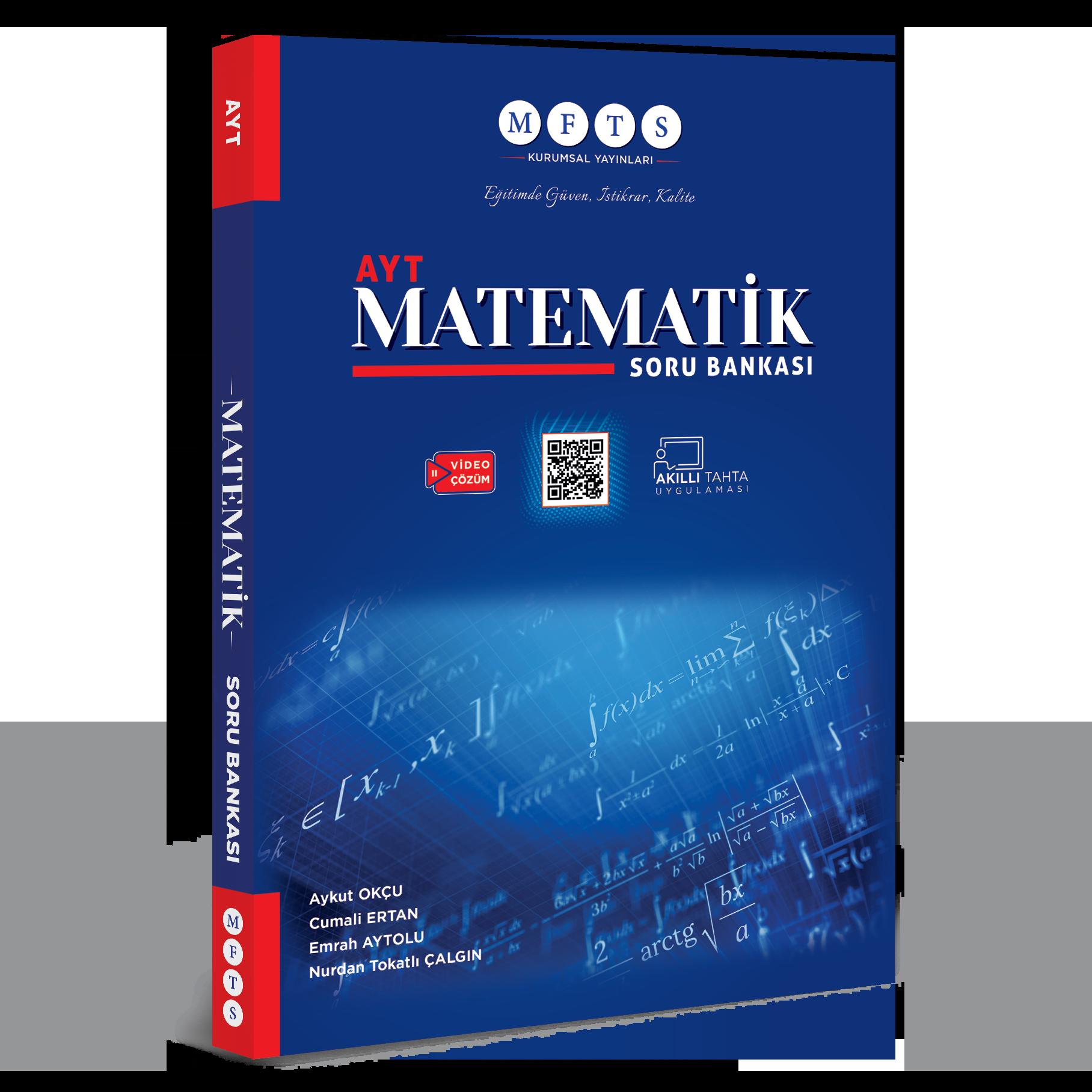 fenbilimlerimerkezi.net yayinlar: AYT Matematik Soru Bankası